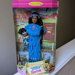 Collector Edition, American Indian Barbie